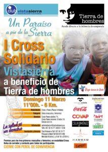 I Cross solidario Vistasierra a beneficio de Tierra de hombres