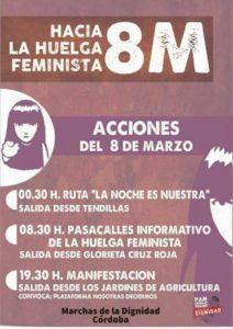 Huelga feminista! @ Jardines de la Agricultura